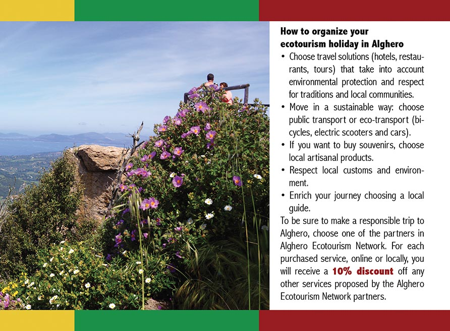 How to organize ecotourism holiday in Sardinia Alghero